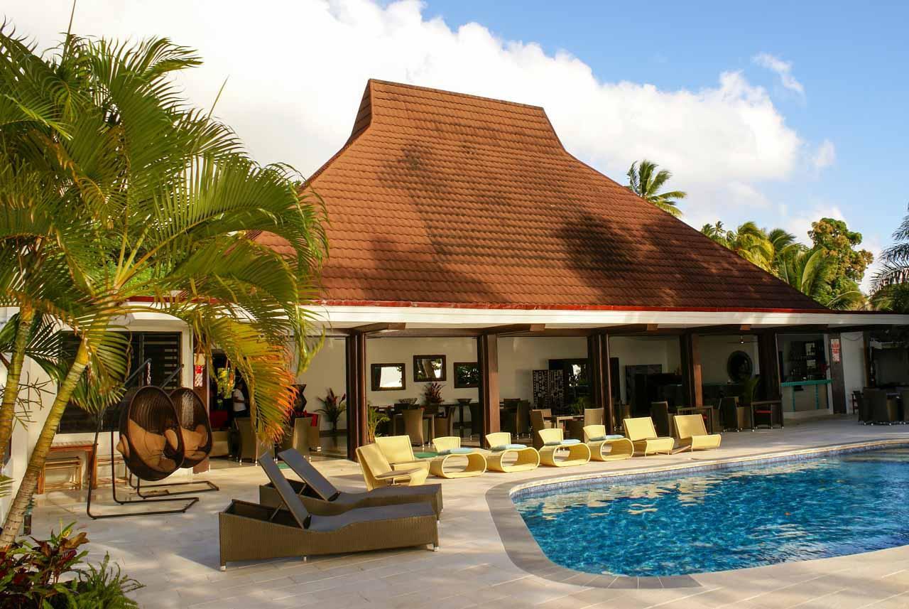 Garden Island Resort, Taveuni